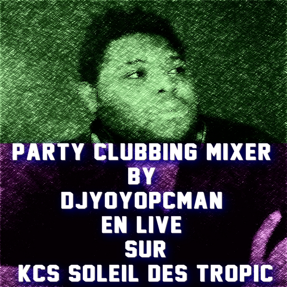 Party clubbing mixer